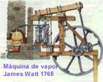 Máquina de Vapor James Watt